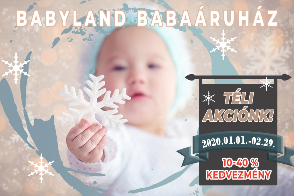 Babyland babaáruház
